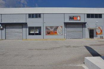 Ενοικιάστηκε ANITEC - Ενοικίαση επαγγελματικού χώρου 254τ.μ. κοντά στην Ε.Ο. Ιωαννίνων - Αθηνών